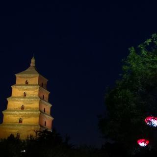 月光下的中国