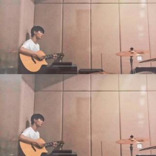 白船(吉他弹唱)-马嘉祺