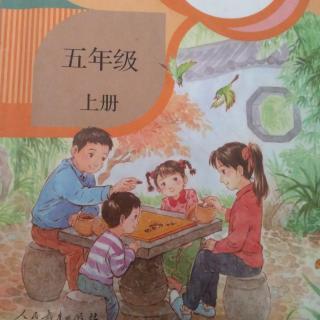 五年级上册语文课文《桂花雨》