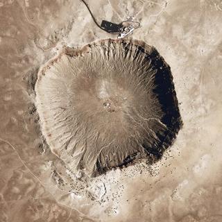 【盘点】5个世界上最大的陨石坑