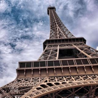 001 巴黎 埃菲尔铁塔