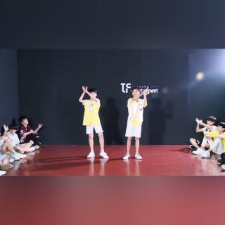 『四月月考』森巴-曹峻玮 潘政霖