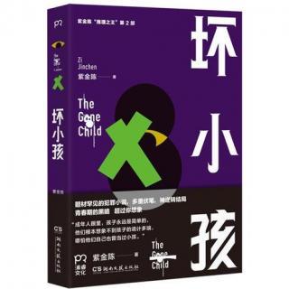 【有声小说】推理悬疑小说 《坏小孩》30