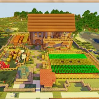 我的世界—农作物种植