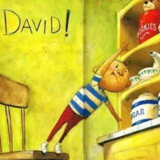 晶晶老师讲绘本《大卫不可以》