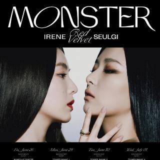 Monster Irene涩琪