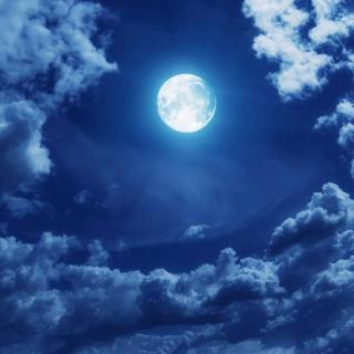 月亮在说我说你