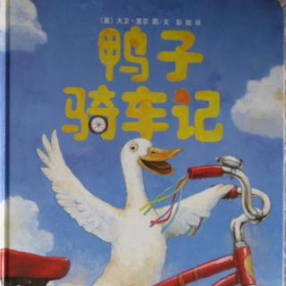 《儿童绘本故事——鸭子骑车记》