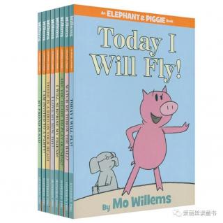 【爱丽丝读童书】| Today I Will Fly 今天我要飞