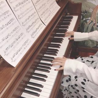 往事-钢琴曲