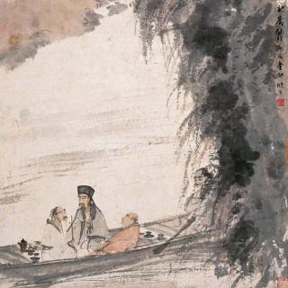 前赤壁赋:苏轼