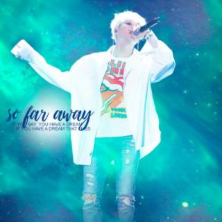 10. so far away (Ft. SURAN)