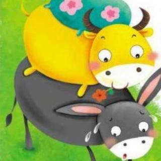 大儿彤的故事屋《小笨驴和小黄牛》