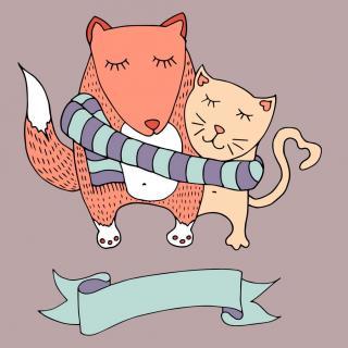 《狐狸和猫》主播:姗姗姐姐