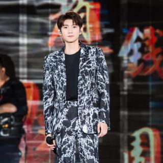 王源 - 说唱百家姓(2020央视中秋晚会)