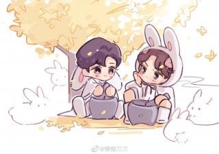 小仙猪和玉兔的爱情故事02