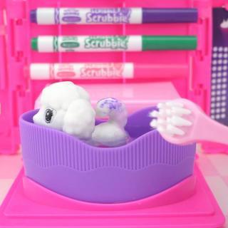 宠物狗狗美容店玩具