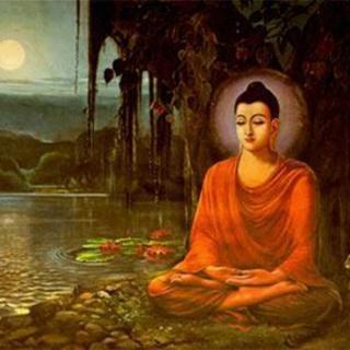 《故道白云》佛山传.上篇.佛陀开始独自修行(2)