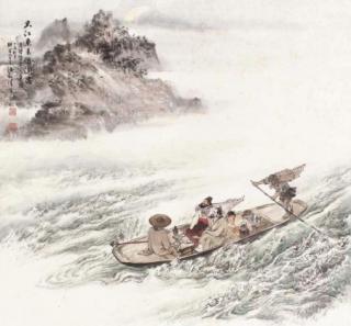 大江东去浪淘尽,千古风流人物。