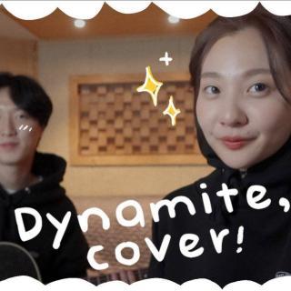 「cover」Dynamite - 脸红的思春期(安智焕)
