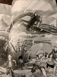 护宝奇兵之被埋葬的城市:第二十章