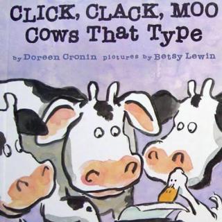 【爱丽丝读童书】  会打字的牛