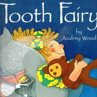 【爱丽丝读童书】| 牙仙子Tooth Fairy