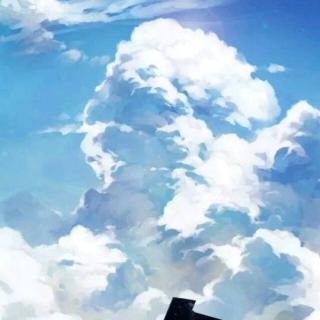 【原创】我想变成一朵云