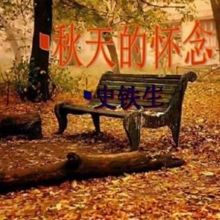 《秋天的怀念》史铁生(再读)