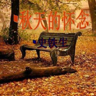 《秋天的怀念》 史铁生