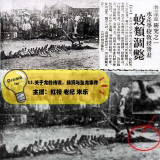 55.抓马调频:关于龙的传说,脑洞与坠龙事件