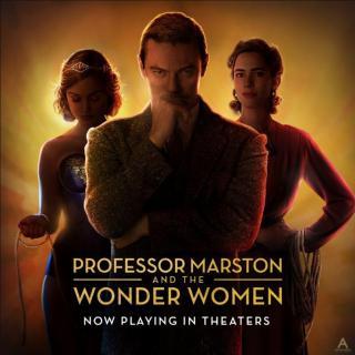 马斯顿教授与《神奇女侠》