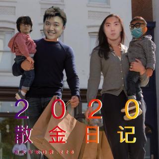 「 2020散金日记 」 - 脱口秀.228