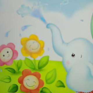园长妈妈睡前故事:《小象的长鼻子》