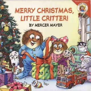 【爱丽丝读童书】  圣诞快乐,小毛人