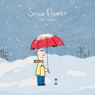 Snow Flower by V of BTS (feat. Peakboy)