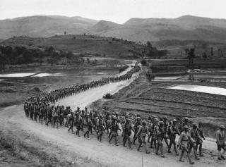 中国远征军:一寸山河一寸血,十万青年十万军