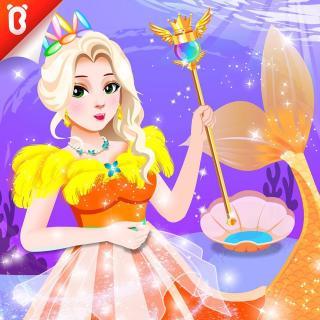 【美人鱼公主】不再乱扔垃圾:香香公主变魔法【宝宝巴士故事】
