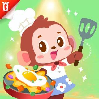 【神奇商店】获得神奇厨师徽章:大厨师闹闹【宝宝巴士故事】