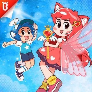【魔法公主小莫莉】第10集:飞行大冒险3【宝宝巴士故事】
