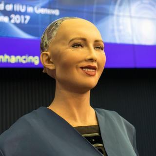 上帝的密码将被破解?人工智能机器人爆出惊人言论 或毁灭人类