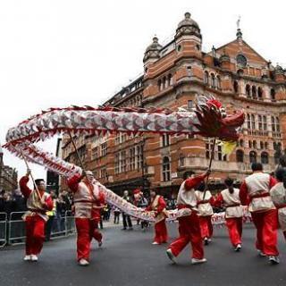 193.异地春节之哈尔滨与伦敦