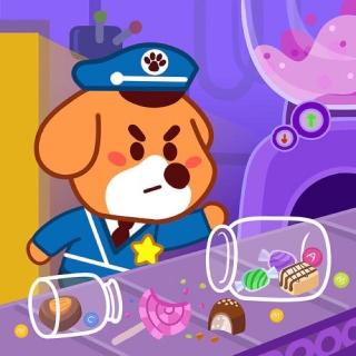 谁偷了福气年糕-年糕不能大口吞【安全警长拉布拉多】