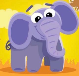 金鼎实验幼儿园睡前故事1050—《大象呼呼和小象哈哈》
