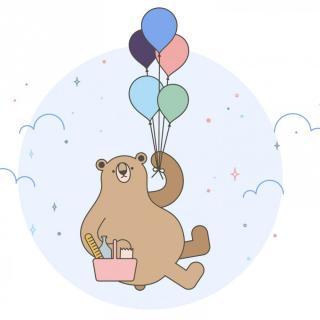 小熊的礼物