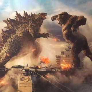 《哥斯拉大战金刚》:怪兽宇宙来了!