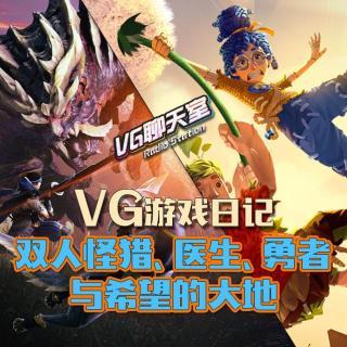 VG游戏日记:双人怪猎、医生、勇者与希望的大地【VG聊天室422】