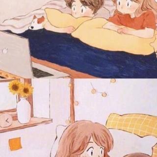 喜欢是内心的悸动,而爱是永久的陪伴