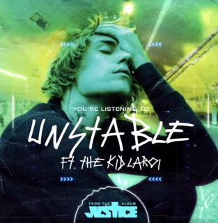 Unstable-Justin Bieber ft.The Kid LAROI