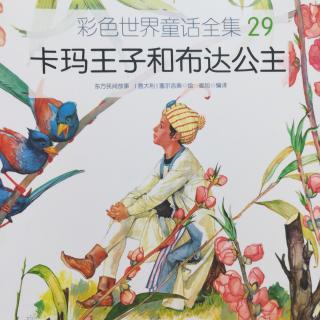 彩色世界童话全集29-卡玛王子和布达公主